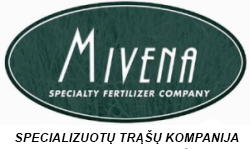 Mivena trąšos